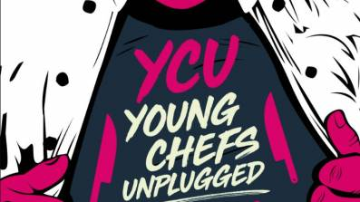 Logo Young Chefs Unplugged