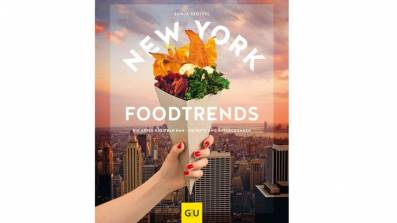 "Buchcover ""New York Foodtrends"""