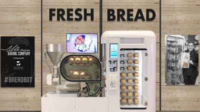 "Der Backroboter ""BreadBot"""