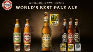Camba World Beer Awards 2019