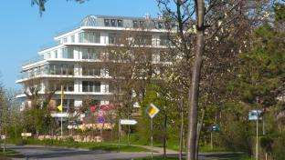 Hotel The Grand in Ahrenshoop