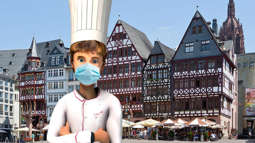 Le petit Chef in Frankfurt