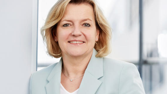 Daniela Schade, Position Chief Commercial & Distribution Officer bei der Steigenberger Hotels AG/Deutsche Hospitality