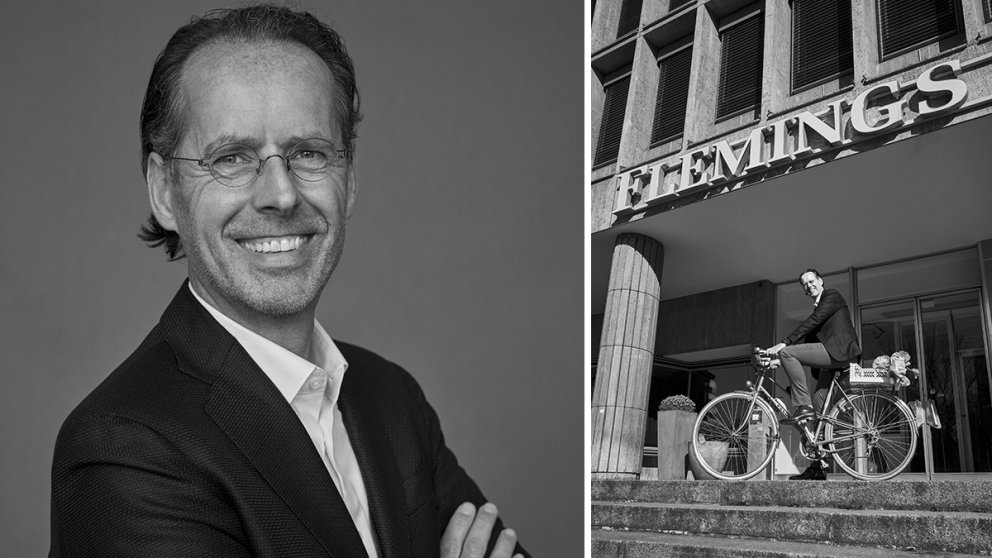 Rob Hornman wird neuer Managing Director bei Flemings Hotels